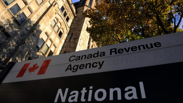 Canada revenue agency gst credit phone number