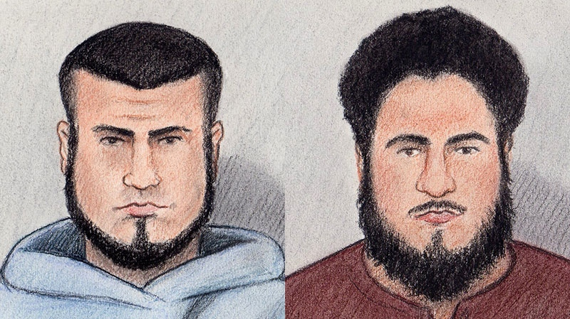 Twins to 'vigorously defend' against terror charge