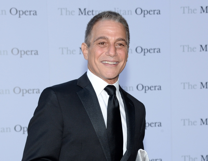 In this Sept. 22, 2014 file photo, Tony Danza attends the Metropolitan Opera 2014-15 season opening production of Mozart's 'Marriage of Figaro' at Lincoln Center in New York. (Invision / Evan Agostini)