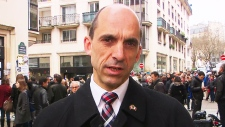 Public Safety Minister Steven Blaney