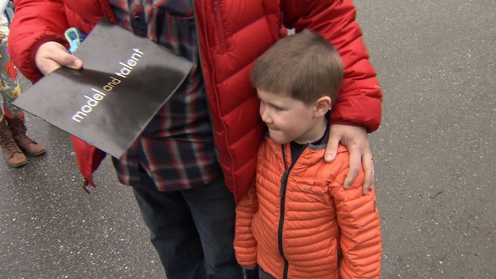 Dreams dashed: Parents claim company looking for child stars