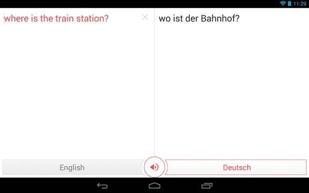 English To Italian Translator Google: Google, Microsoft Developing Real-time Translation Tool