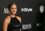 Jennifer Aniston arrives at the 16th annual InStyle and Warner Bros. Golden Globes afterparty at the Beverly Hilton Hotel on Sunday, Jan. 11, 2015, in Beverly Hills, Calif. (Matt Sayles / Invision)