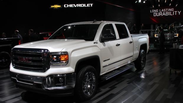 GM recalls more than 3 4M pickups, SUVs to fix brake issues