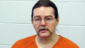 Ronald Smith, the only Canadian on death row in the United States, is shown at the state prison in Deer Lodge, Montana