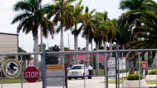 The Federal Correction Institute in Miami is seen Thursday, May 3, 2012. (Ryan Remiorz / THE CANADIAN PRESS)