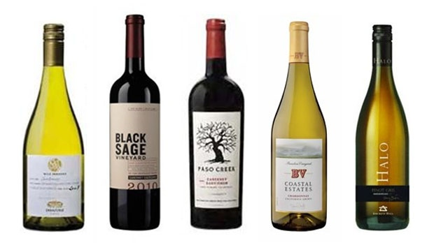 Natalie MacLean's Wines of the Week for Jan. 12, 2