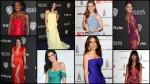 Hollywood's award season officially started as tinsel town's elite stepped out on the red carpet at the Golden Globe awards.  Big screen stars wore an array of colours proving there is gold at the end of a rainbow. CTVNews.ca takes a look at some award-worthy fashion.