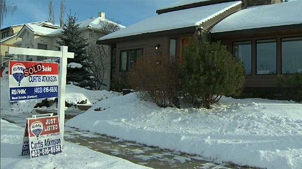 Calgary's housing market is expected to rise in 2021 after house and bungalow prices rose 0.5 per cent in 2020. (File)