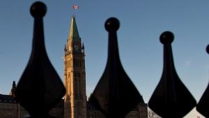 Parliament Hill in Ottawa on Oct. 29, 2013. (THE CANADIAN PRESS / Sean Kilpatrick)