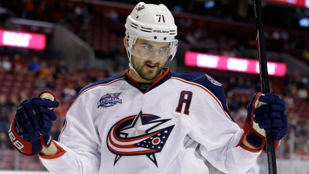 2015 NHL all-star captains: Blue Jackets' Foligno, Blackhawks ...