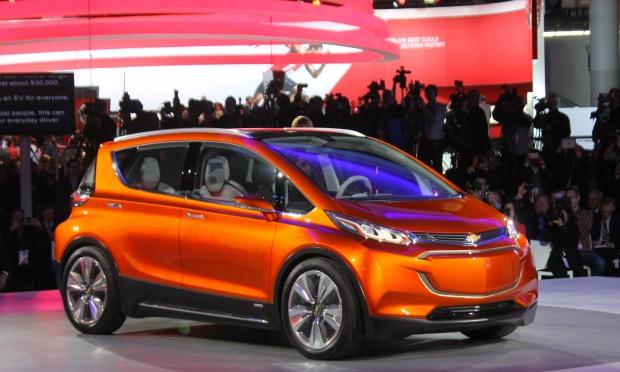 Chevrolet Reveals New Bolt Ev Alongside Updated 2016 Volt Ctv News