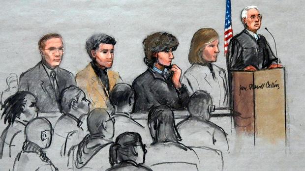 Boston marathon trial, Dzhokhar Tsarnaev