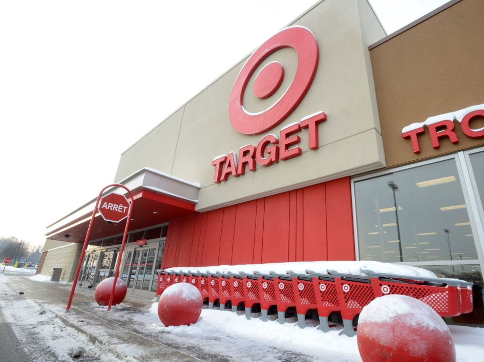 Target liquidation sales could begin on thursday ctv news for Domon furniture st eustache