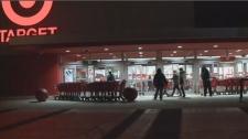 Target in Winnipeg