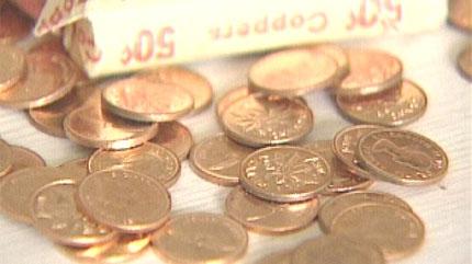 Last penny produced