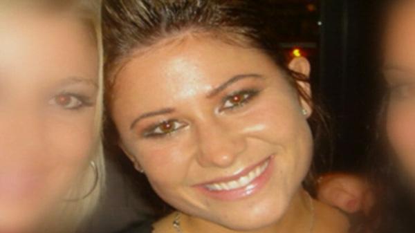 Lindsay Buziak is seen in this undated image.