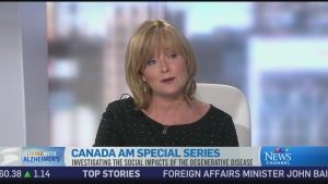 CTV News Channel: Exploring Alzheimer's