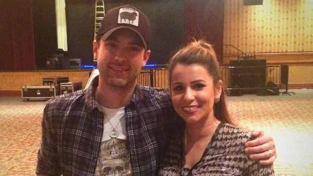 Catching Up With Canadian Country Singer Dallas Smith