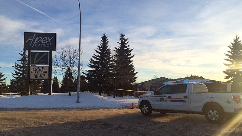 Authorities have confirmed that two RCMP officers have been shot in St. Albert, Alberta on Saturday, Jan. 17, 2015.