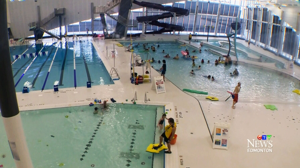 CTV Edmonton: Clareview Recreation Centre opens