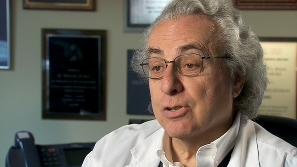 Dr. Bernard Zinman, lead researcher of the study, explained how the new treatment works to CTV News.