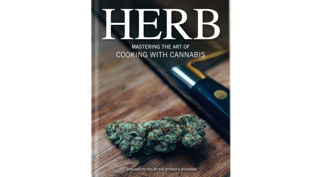 Marijuana cookbook
