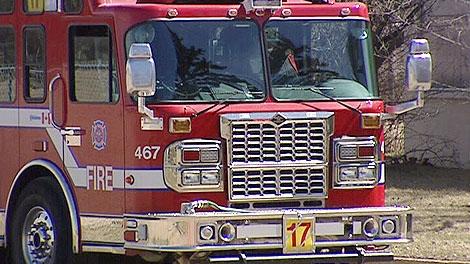 Edmonton Fire Rescue, Fire truck, generic