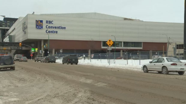 Red Cross opens shelter in Winnipeg for evacuees from First Nations
