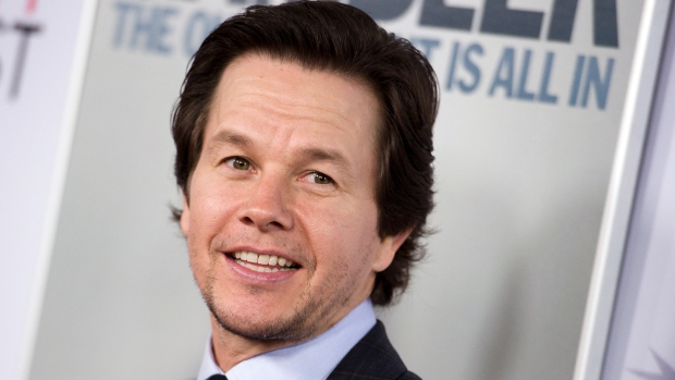 "Mark Wahlberg arrives at the 2014 AFI Fest - ""The Gambler,"" in Los Angeles, Nov. 10, 2014. (Photo by Richard Shotwell / Invision)"