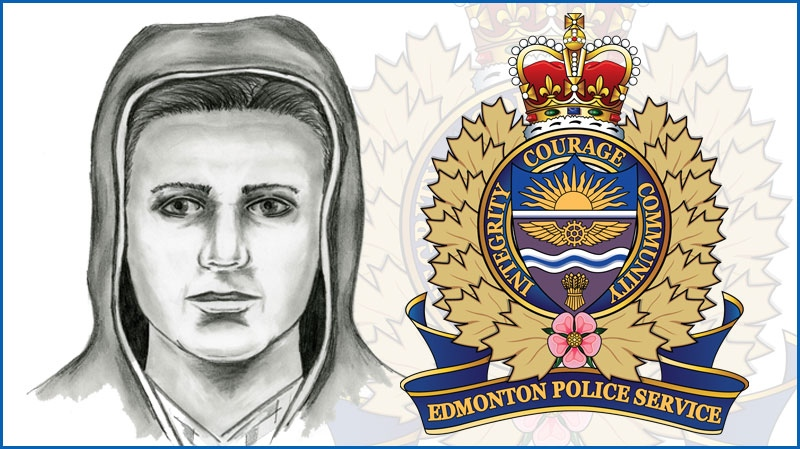 EPS released a composite sketch of the man believed to be responsible for seven recent assaults on women in southeast Edmonton. Tuesday, May 8