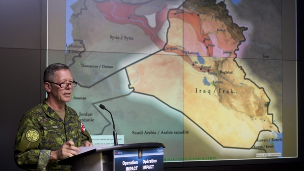 Lt.-Gen. Vance on Canada's role in Iraq