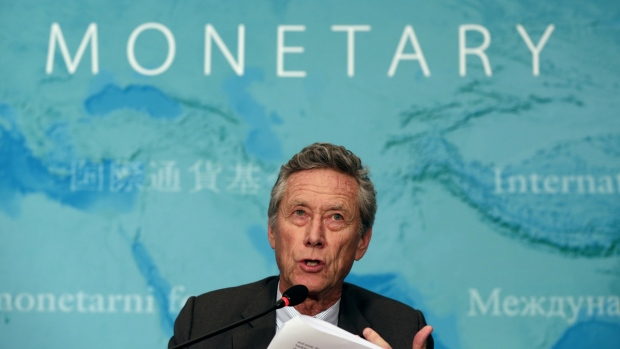 IMF lowers Canada's economic growth forecast