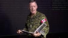 Lt.-Gen. Jonathan Vance on Canada's role in Iraq