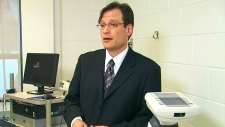Study co-author Dr. David Atler