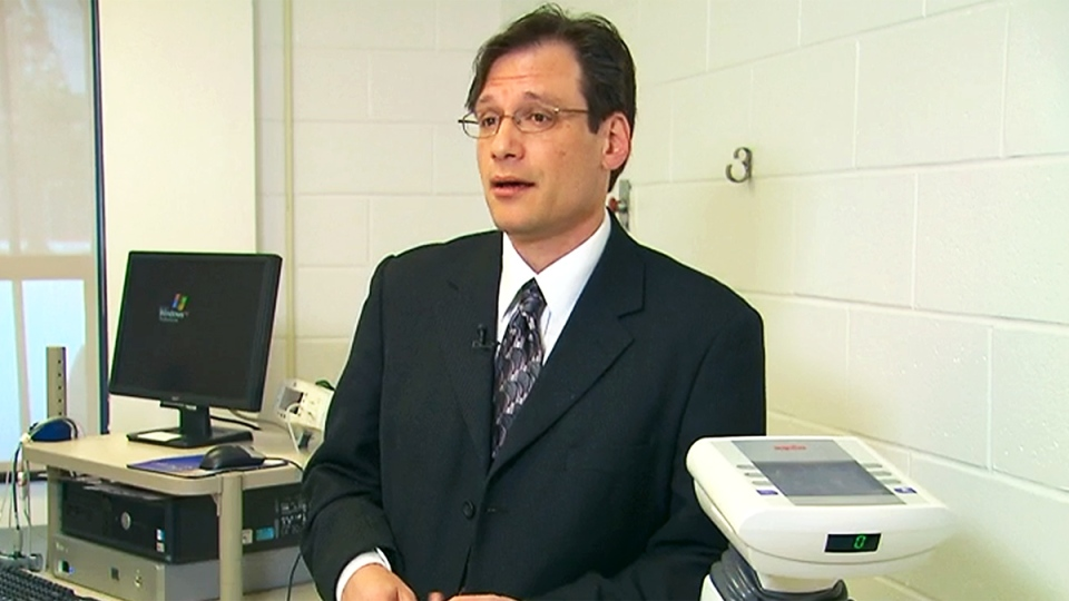 Study co-author Dr. David Atler, from Toronto's University Health Network, speaks to CTV News.