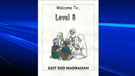 An Islamic school received complaints about antisemitic teachings on Tuesday, May 8, 2012.