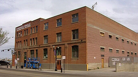 A historic downtown building is being turned into an entrepreneurial hub. Wednesday, May 9.