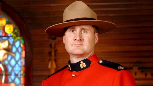 RCMP Constable David Wynn