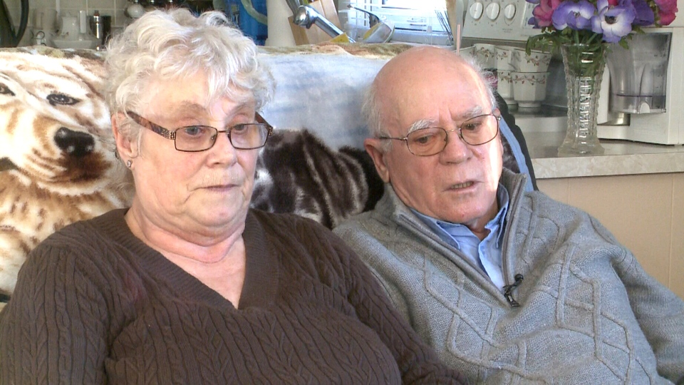 Janet and Michael Hollingsworth may soon have to leave Canada.