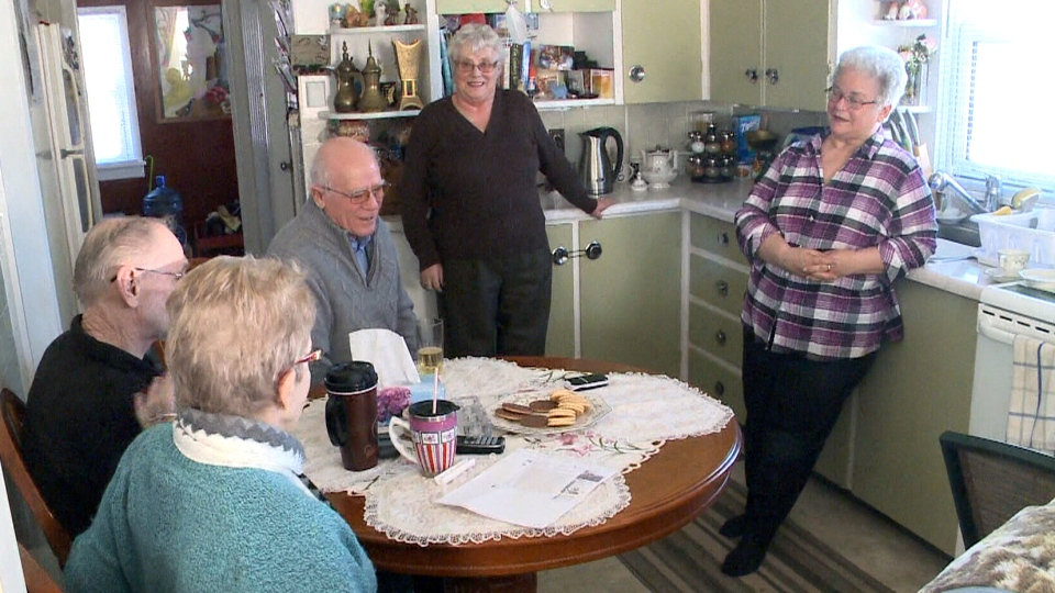 The Hollingsworths have grown to love their new community in Havelock, N.B.