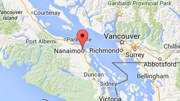 Nanaimo Bc Map Police dog sniffs out wanted man in B.C. attic | CTV News