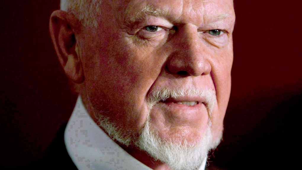 Don Cherry calls jersey throwers 'jerks'