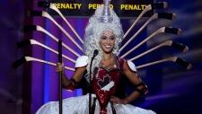 Miss Canada, Chanel Beckenlehner