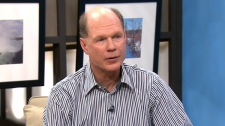 Phil Tregunno with the Ontario Tender Fruit Producers speaks to Canada AM, Thursday, May 10, 2012.