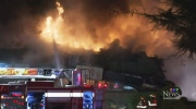 CTV Vancouver: Massive fire guts Coquitlam mall