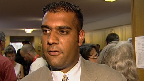 Vancouver realtor Sam Sharma is shown in a file image. (CTV)