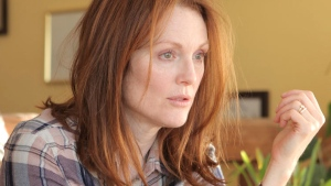Julianne Moore movie review Still Alice
