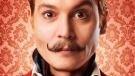 Johnny Depp review for Mortdecai