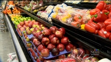 CTV Winnipeg: Food costs climb due to drought